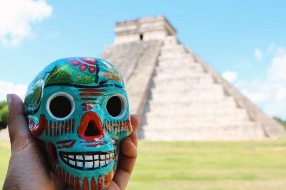 Vivir el Día de Muertos en Yucatán