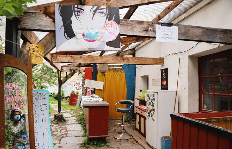 Bares curiosos donde comer en Rochefort-en-Terre