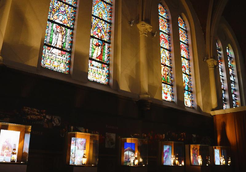 Maison Leffe, la abadía fábrica de cervezas belgas