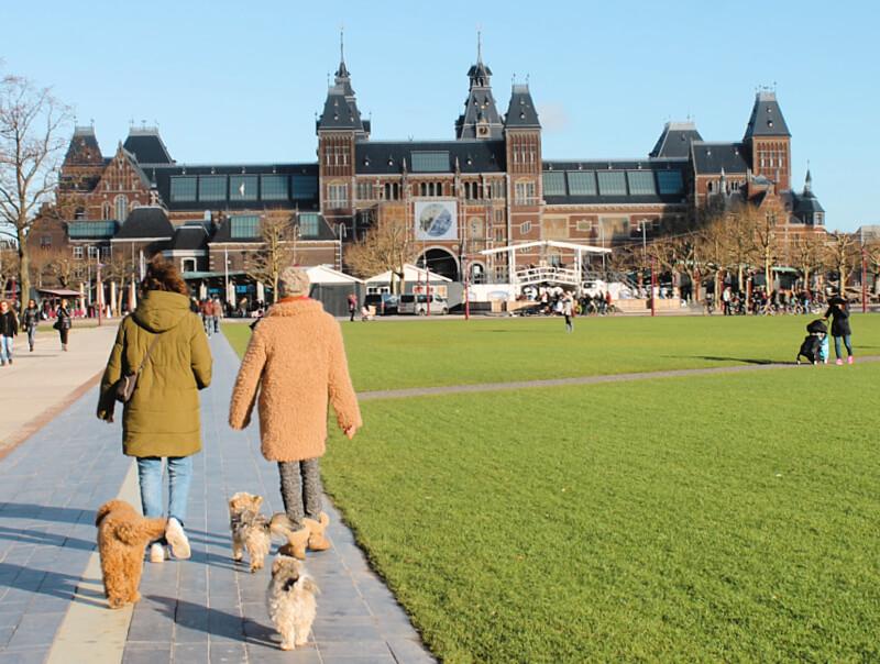Barrio de los museos - Qué ver en Ámsterdam