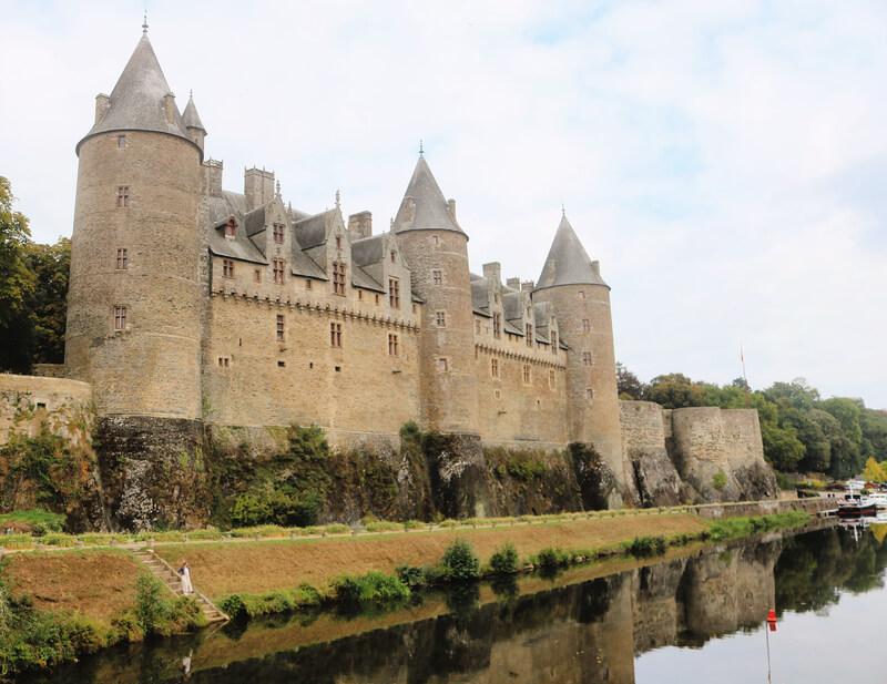El Castillo de Josselin - El monumento más importante