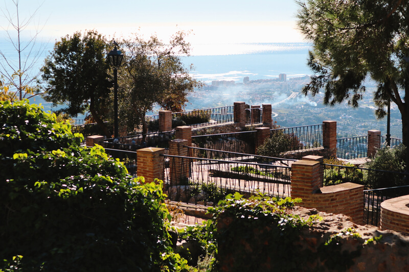 Los Jardines de la Muralla - Qué visitar en Mijas