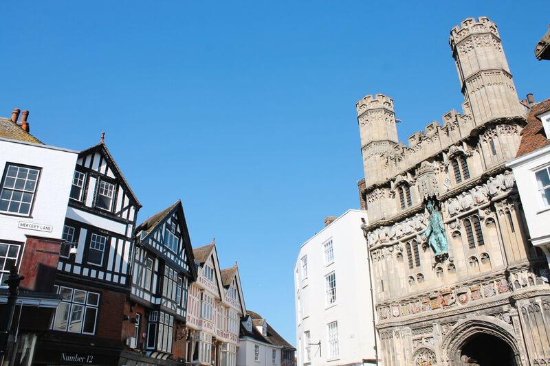 Christ Church Gate - Qué ver en Canterbury