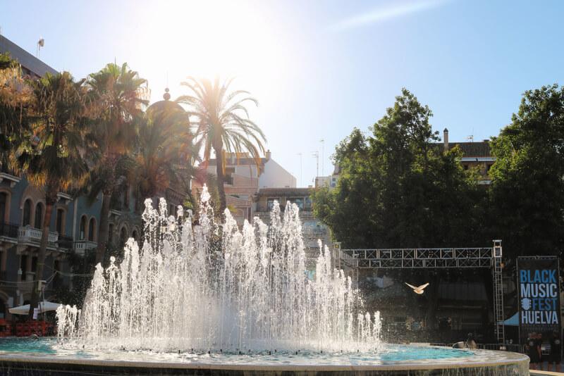 La Plaza de las Monjas - Qué ver en Huelva