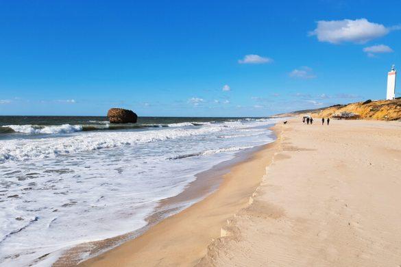 Playa de Matalascañas en Huelva