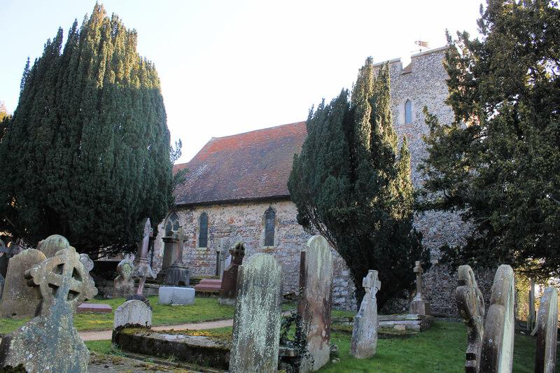 San Martín, la iglesia más antigua de Inglaterra