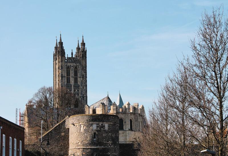 Visitar la Catedral de Canterbury
