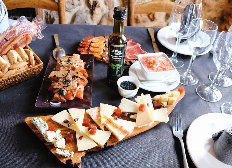 Dónde comer en Vélez Blanco, Almería
