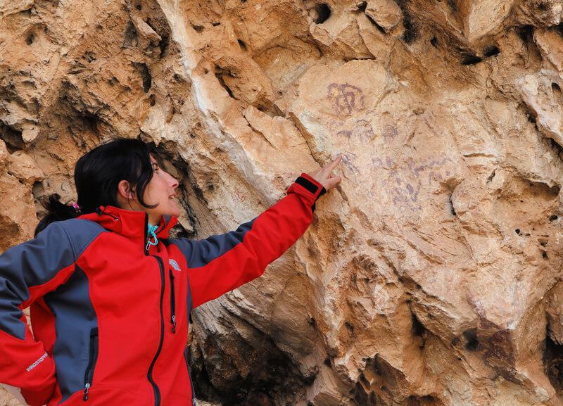 Las pinturas rupestres de Almería UNESCO