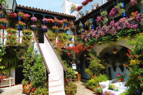 Los patios de Córdoba - Patrimonio Inmaterial de la Unesco en Andalucía
