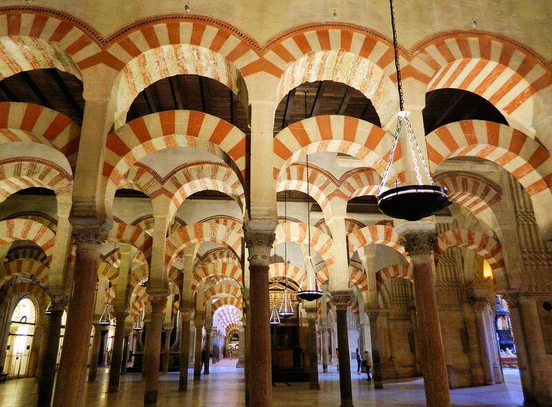 Mezquita de Córdoba - UNESCO en Andalucía
