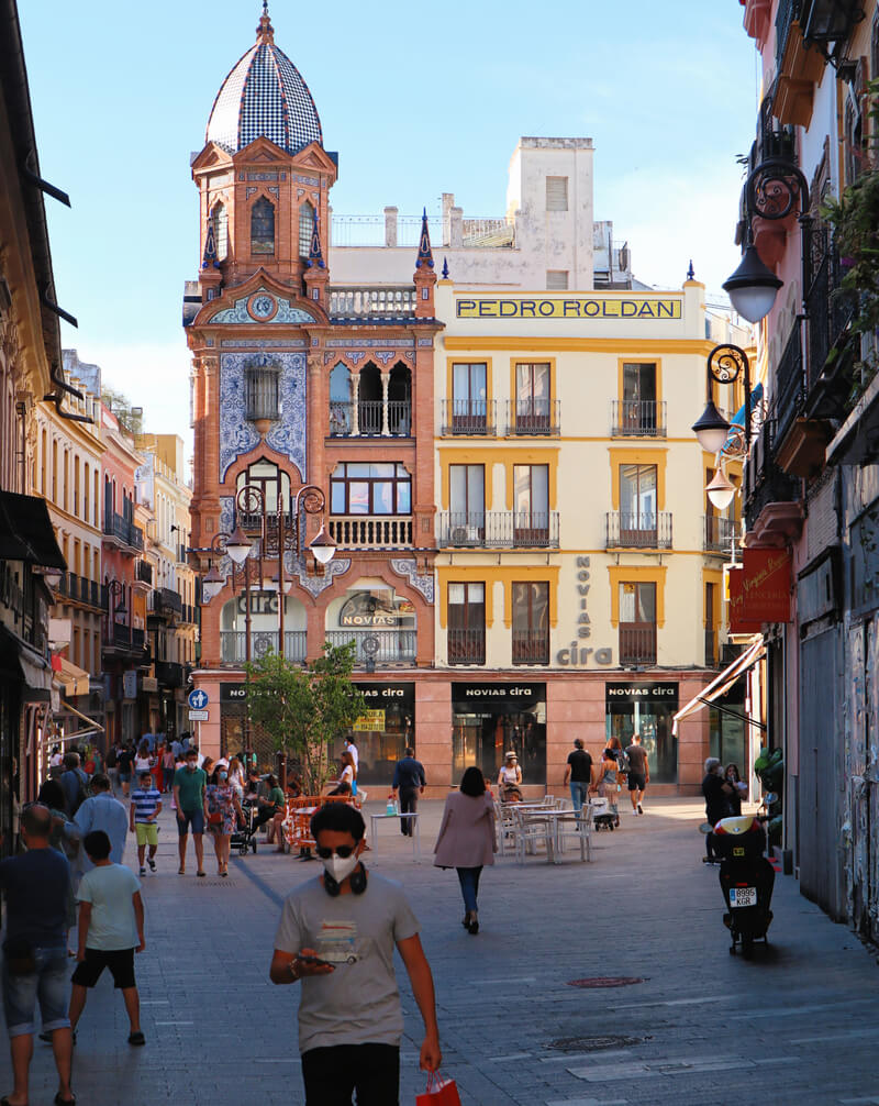 Viajar por España en 2021