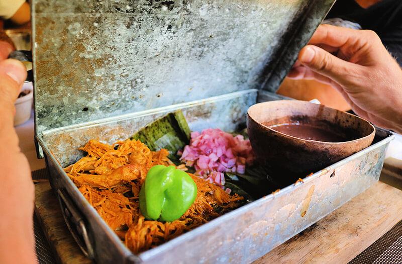 Cochinita Pibil - Platos típicos de México