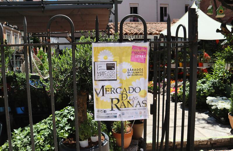 Cuándo es el Mercado de las Ranas de Madrid
