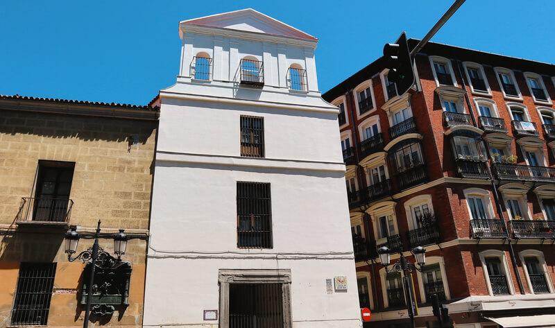 Imprenta donde se hicieron las primeras copias del Quijote en Madrid