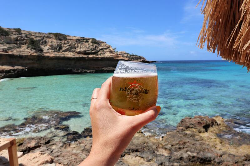 Mi chiringuito favorito de Ibiza, el Cala Escondida - Qué visitar en Ibiza