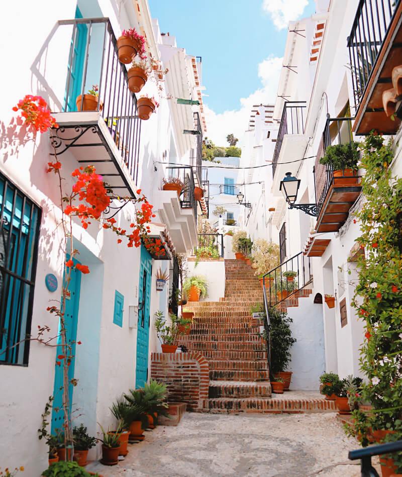 Uno de los pueblos más bonitos de Málaga