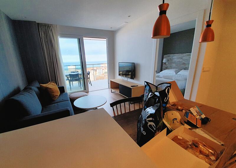 Alojamiento petfriendly con vistas al mar