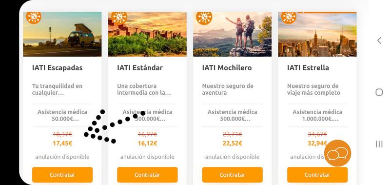 Seguro de viajes barato Europa que incluya coronavirus