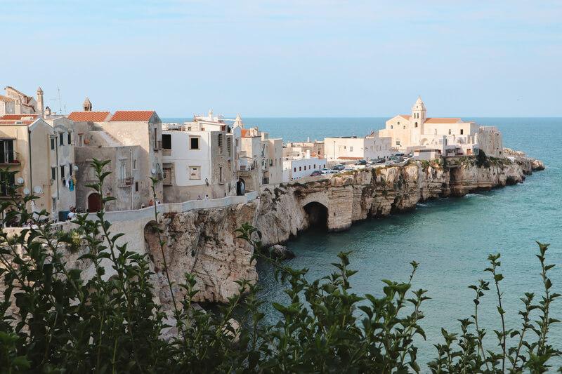 Vieste, uno de los pueblos más bonitos de la ruta por Puglia