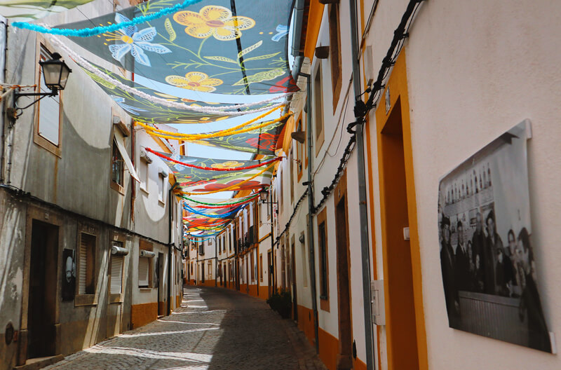 Nisa, uno de los pueblos más bonitos del Alentejo