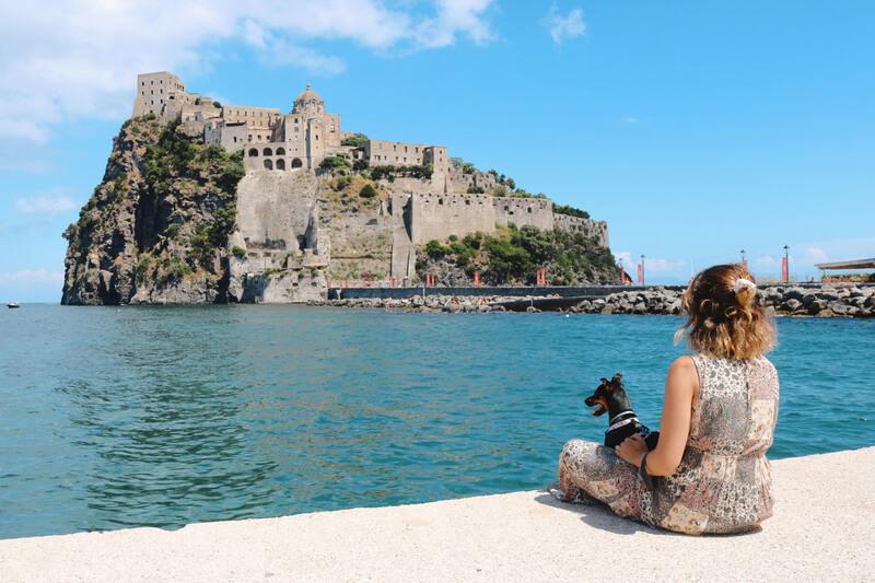 Qué visitar en Ischia, el Castillo Aragonés