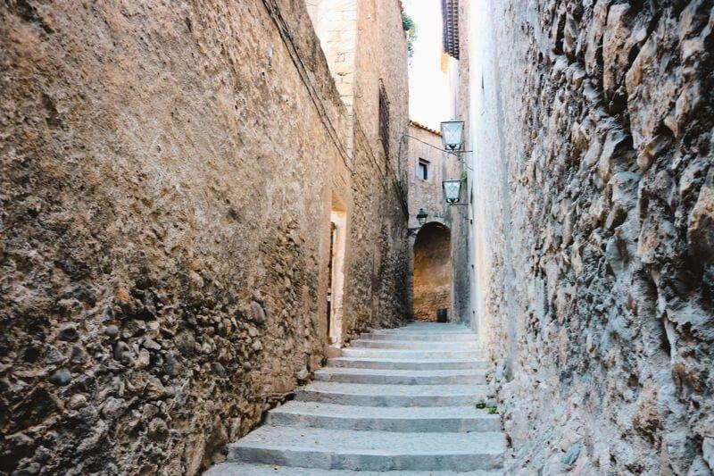 El Barri Vell y la judería - Qué visitar en Girona