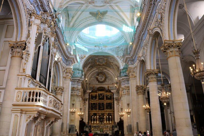 La Iglesia de San Giorgio de Módica