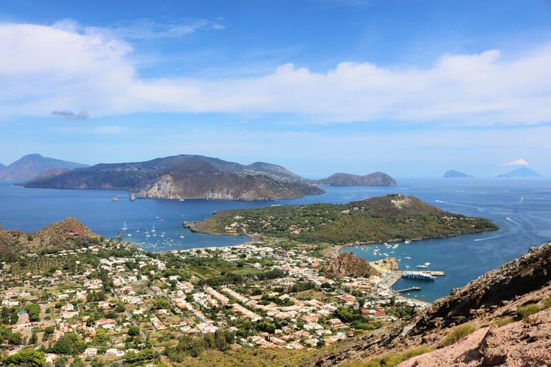 La mejor excursión por las Islas Eolias