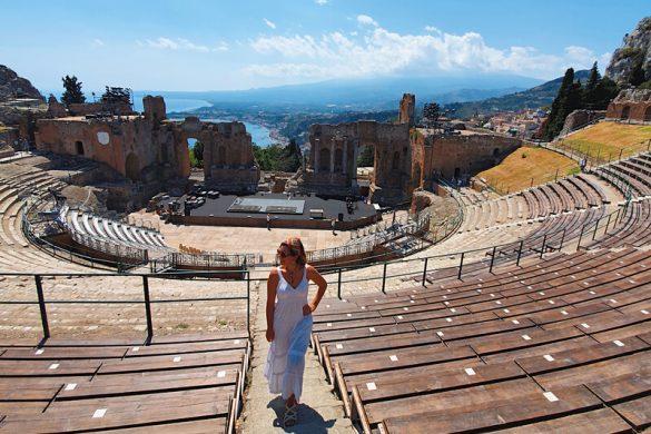 Qué ver en Taormina, la ciudad del Teatro Griego